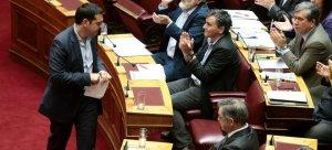 Αποχή ΣΥΡΙΖΑ, ΑΝΕΛ, ΚΚΕ, ΔΗΜΑΡ από τη συνεδρίαση του Θερινού τμήματος για το δημοψήφισμα